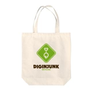 DIGオリジナル Tote bags