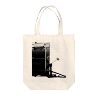 「DRUMS!!」#9 Tote bags