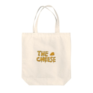 The cheese Tote bags