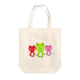 Baobab【カエル】 Tote bags
