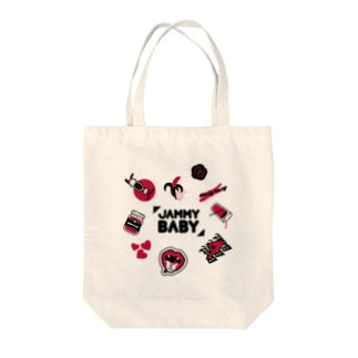 JAMMY BABY Tote bags
