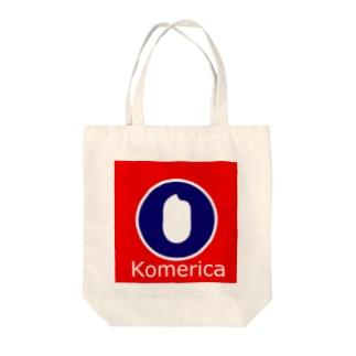 コメリカ(Denコン) Tote bags