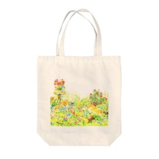 【花畑cogie's】トートバック Tote bags