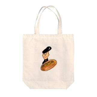 ヤンキーと焼きそばパン2 Tote bags