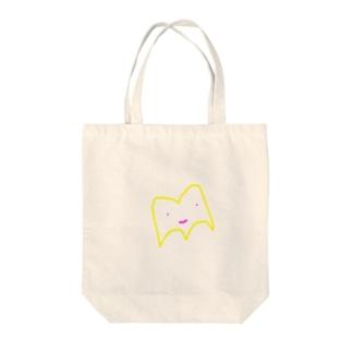 本の妖精ブックくん Tote bags