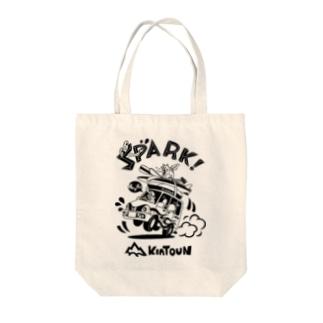 ガイドクラブKinTouN & SKI NUTコラボ Tote bags