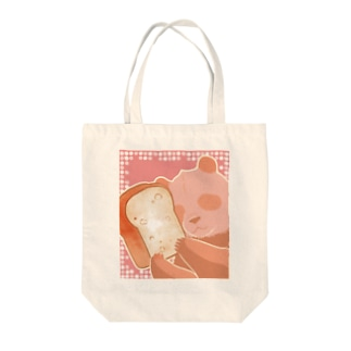 パンだ Tote bags