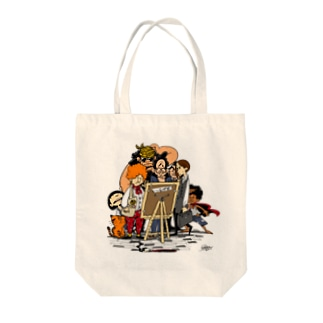 """Title""""LIFE"""" Tote bags"""