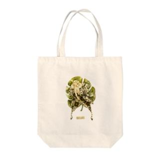 ゾーレの陽目 Tote bags