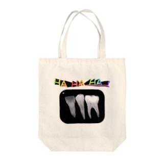 HAHAHA! Tote bags