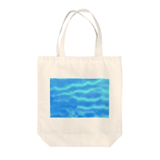ICE CAVE 2 Tote bags