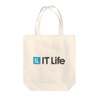 IT Life Tote bags