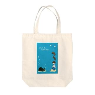 【創作】和佐 Tote bags