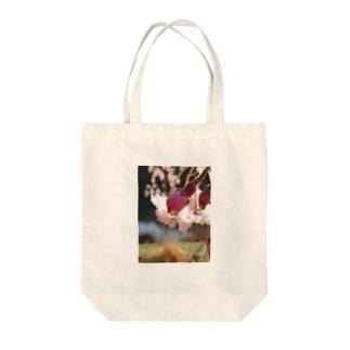 しだれざくらの露 Tote bags