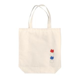 バーバーくまクマ Tote Bag