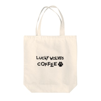 LUCKY WOLVES GOODS Tote bags
