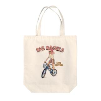 """big bagels"" Tote Bag"