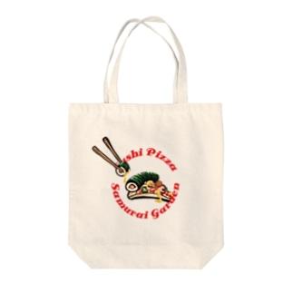 寿司PIZZA Tote bags