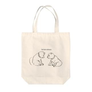 be here always. Tote Bag