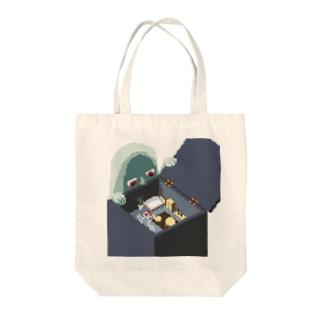 ワンルーム狂想曲 Tote bags