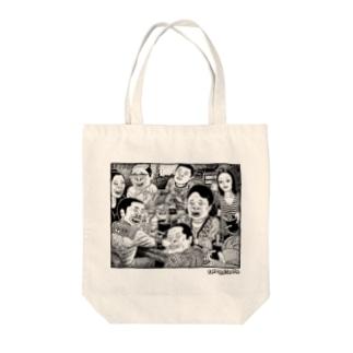 東陽片岡 おスナック Tote bags