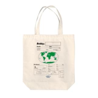 バディーバッグ「Buddy-Bag」 Tote bags