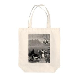 謹賀新年 トートバッグ Tote bags