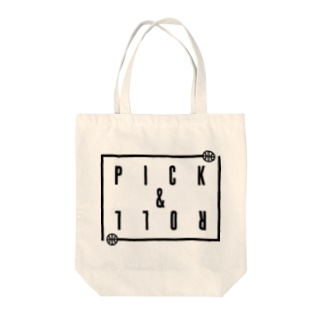 PICK&ROLL Tote bags