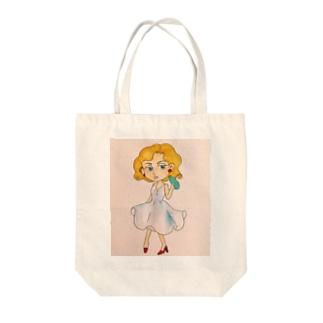 レディliquor Tote bags
