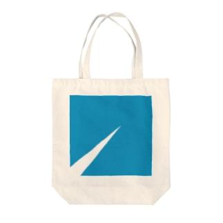 SquareUnicorn Tote bags