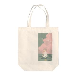 憧憬 Tote bags