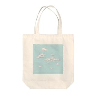 Cumulus humilis 〜積雲 Tote bags
