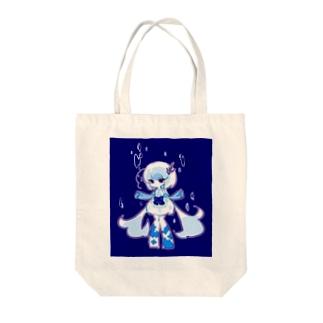 くらげ娘の帝姫ちゃん2 Tote bags