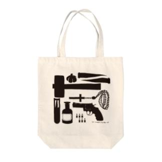 ヴァンパイアハンター デラックスキット Tote bags