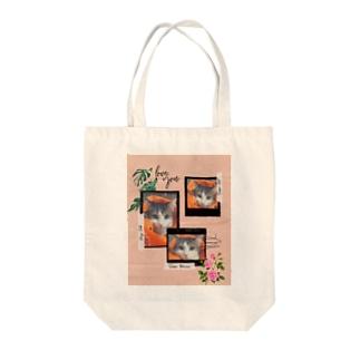 MOMOのレトロなデザイン #03 Tote bags