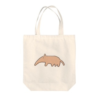 アリクイくん Tote bags