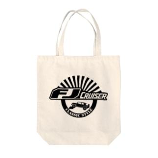 FJクルーザー Tote bags