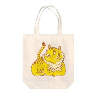 トラちゃん Tote Bag