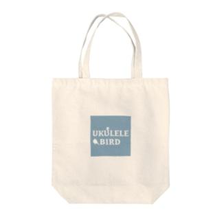 ウクレレバード公式グッズ(スクエアロゴ) Tote Bag