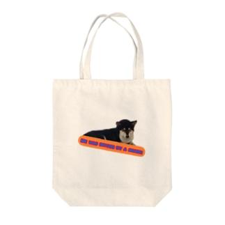 マムシ柴犬2 Tote bags