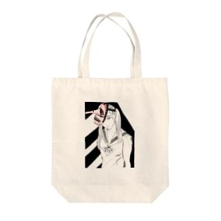 TENGU by D Tote bags