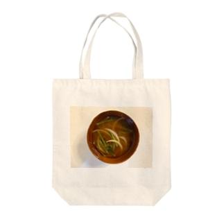 misoshiru 12 Tote bags