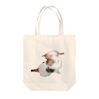 ヘドバン猫 Tote bags