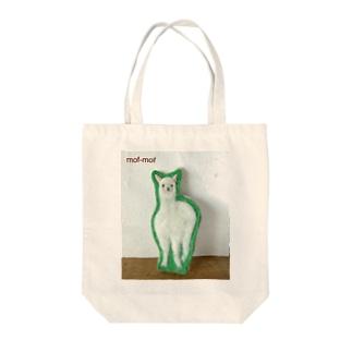 mof-mof こどもアルパカ Tote bags