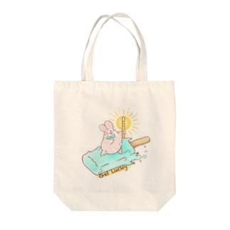 A☆TA☆RI☆ Tote bags