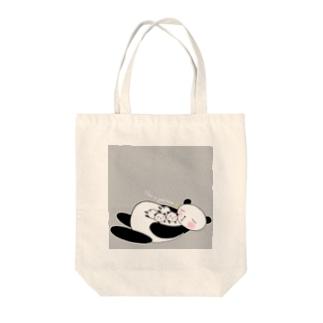 sleeping  Tote Bag