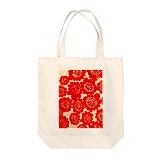 KURENAI Tote bags