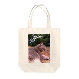 ドラミ Tote bags