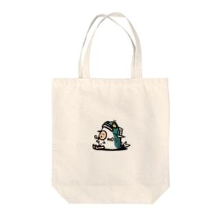 魚ing Tote Bag