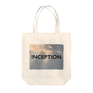 inception Tote bags